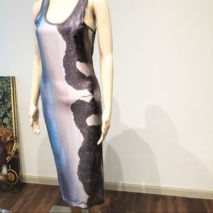 Anthro Funkyional Maxi Dress XS